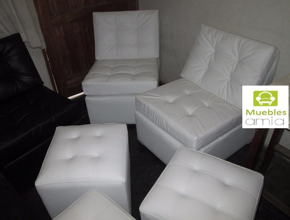 Muebles Lounge Juego Vendo - S/ 100,00 en Mercado Libre