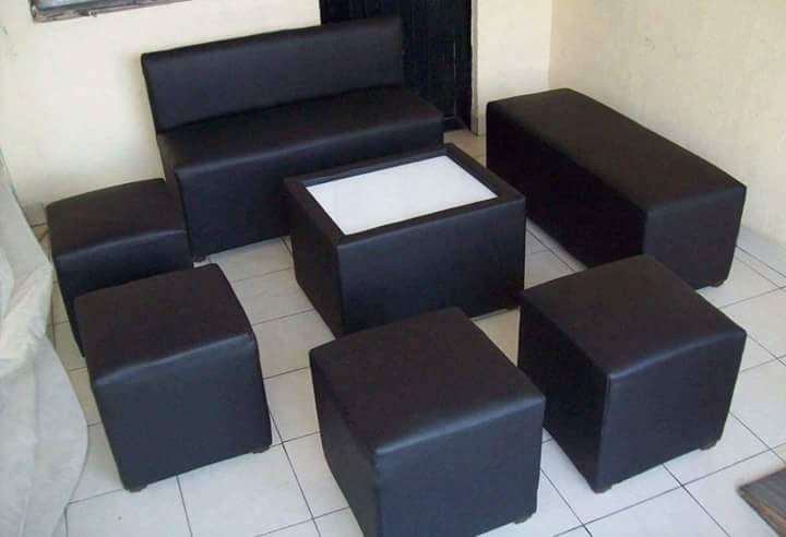 Muebles Lounge Para Bares, Karaokes, Discotecas, Eventos,etc - S/ 60 ...