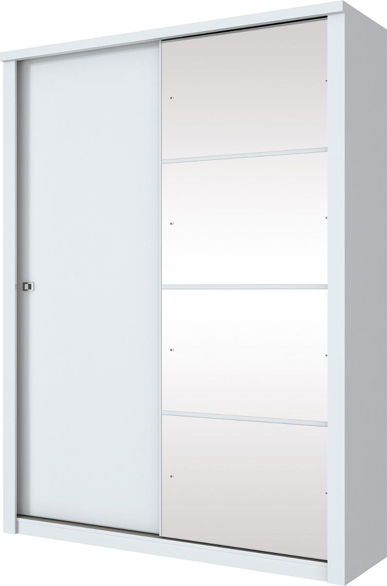 Muebles Mbs Ropero 3 Cajones 4 Espejos Blanco - $ 10.490,00 en ...