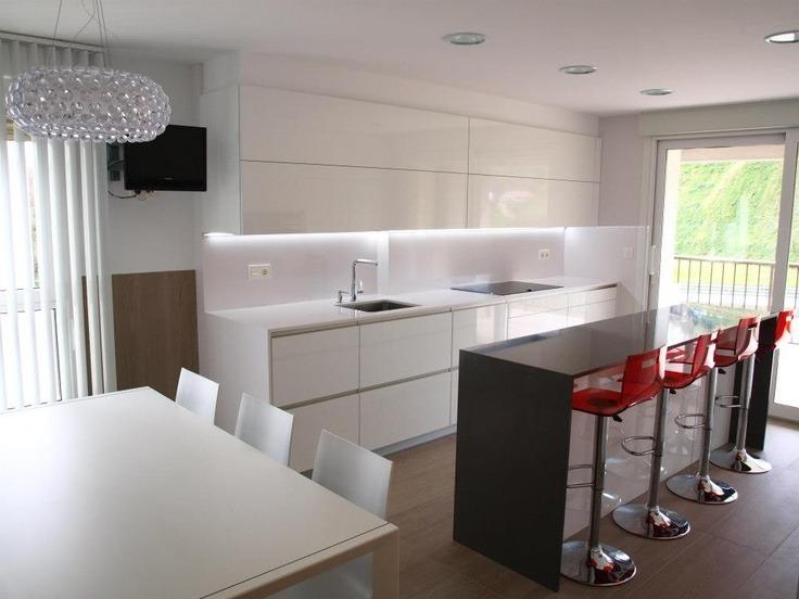 Muebles Minimalistas De Cocina - Diseño 3d Gratis - S/ 850,00 en ...
