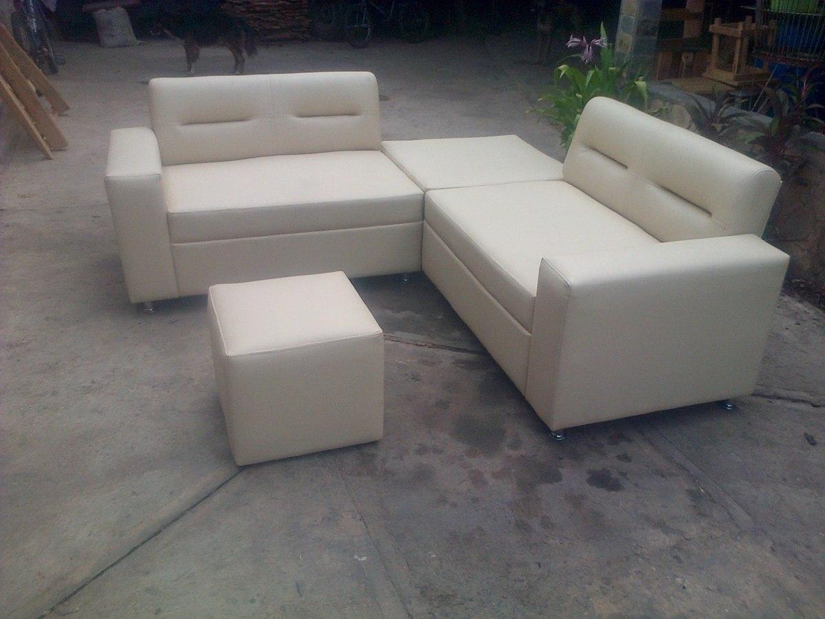 Muebles modernos dyp bipiel tela tapisados bs for Muebles modernos precios
