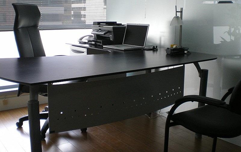 Muebles oficina precios recepcion mostrador wave muebles for Muebles de oficina modernos precios