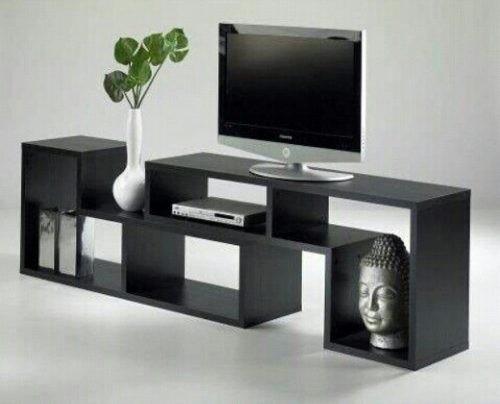 Muebles Modulares Minimalistas Para Tv ,pc Audio, Biblioteca  Bs 85