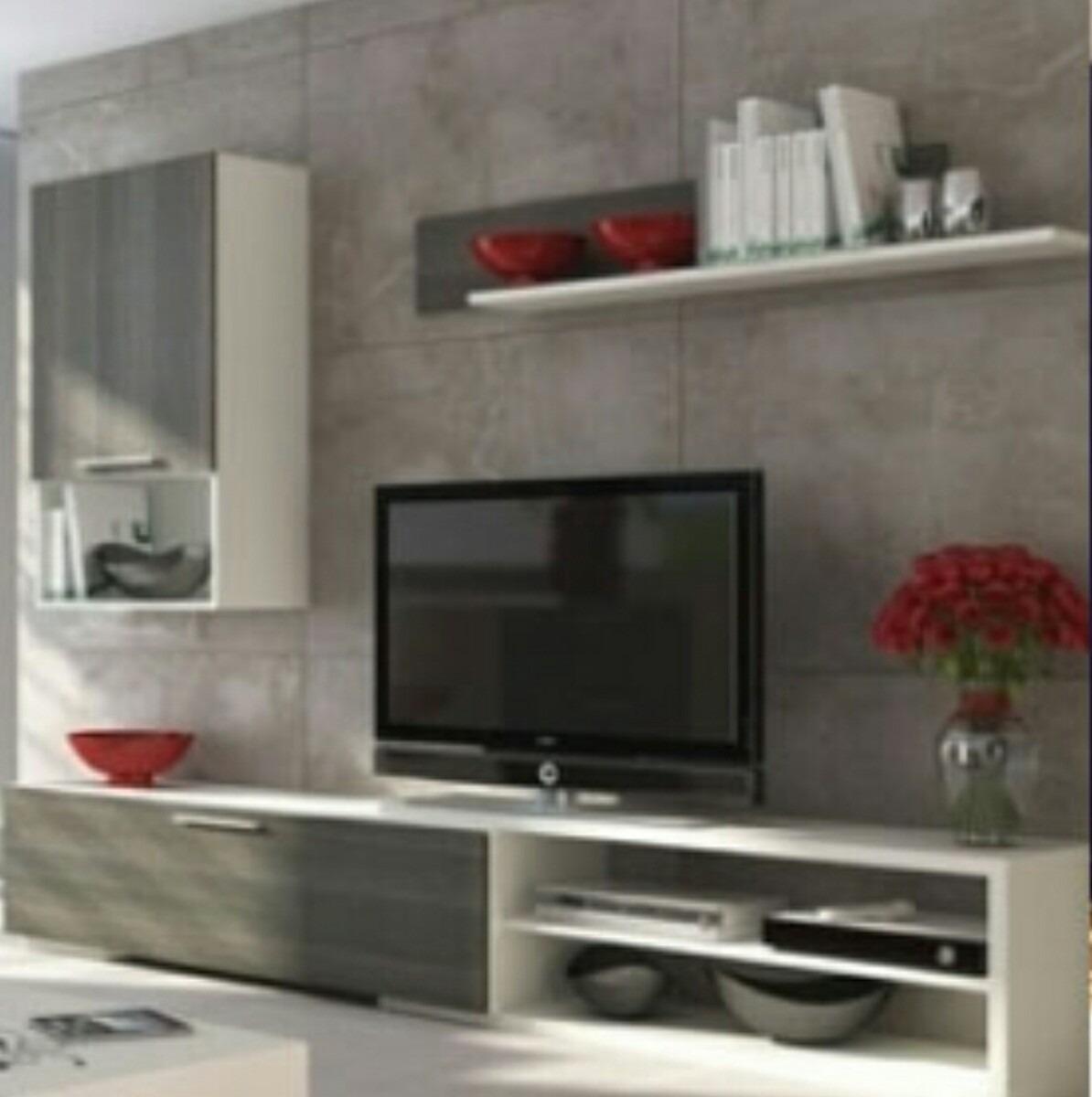Muebles modulares para tv u s 550 00 en mercado libre for Muebles modulares