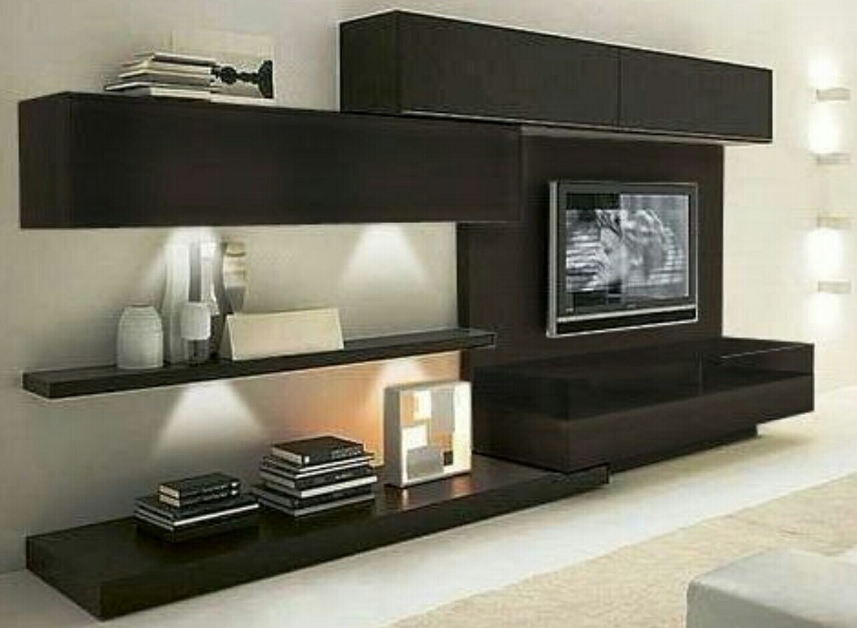 muebles modulares para tv u s 550 00 en mercado libre