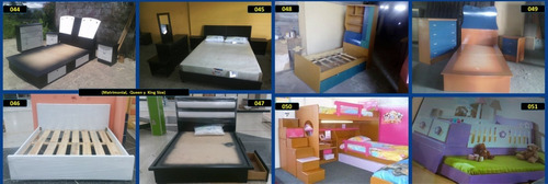 muebles modulares, sofas, juegos de cuarto, comedores y mas!