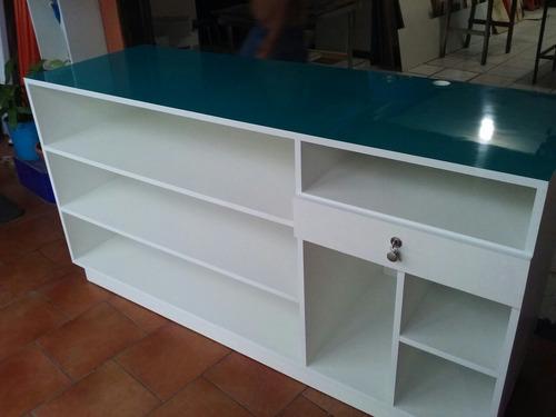 muebles mostradores (fabricantes)