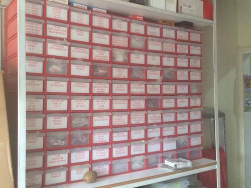 muebles organizadores gaveteros bins modulares