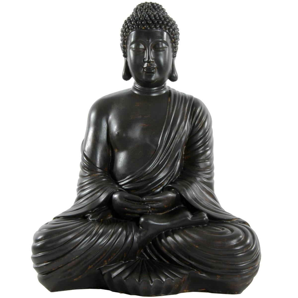 Muebles Orientales 17 Estatua De Buda Sentado Japons 149599 en