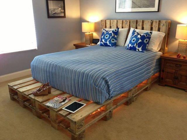 muebles palet vintage madera reciclada moon