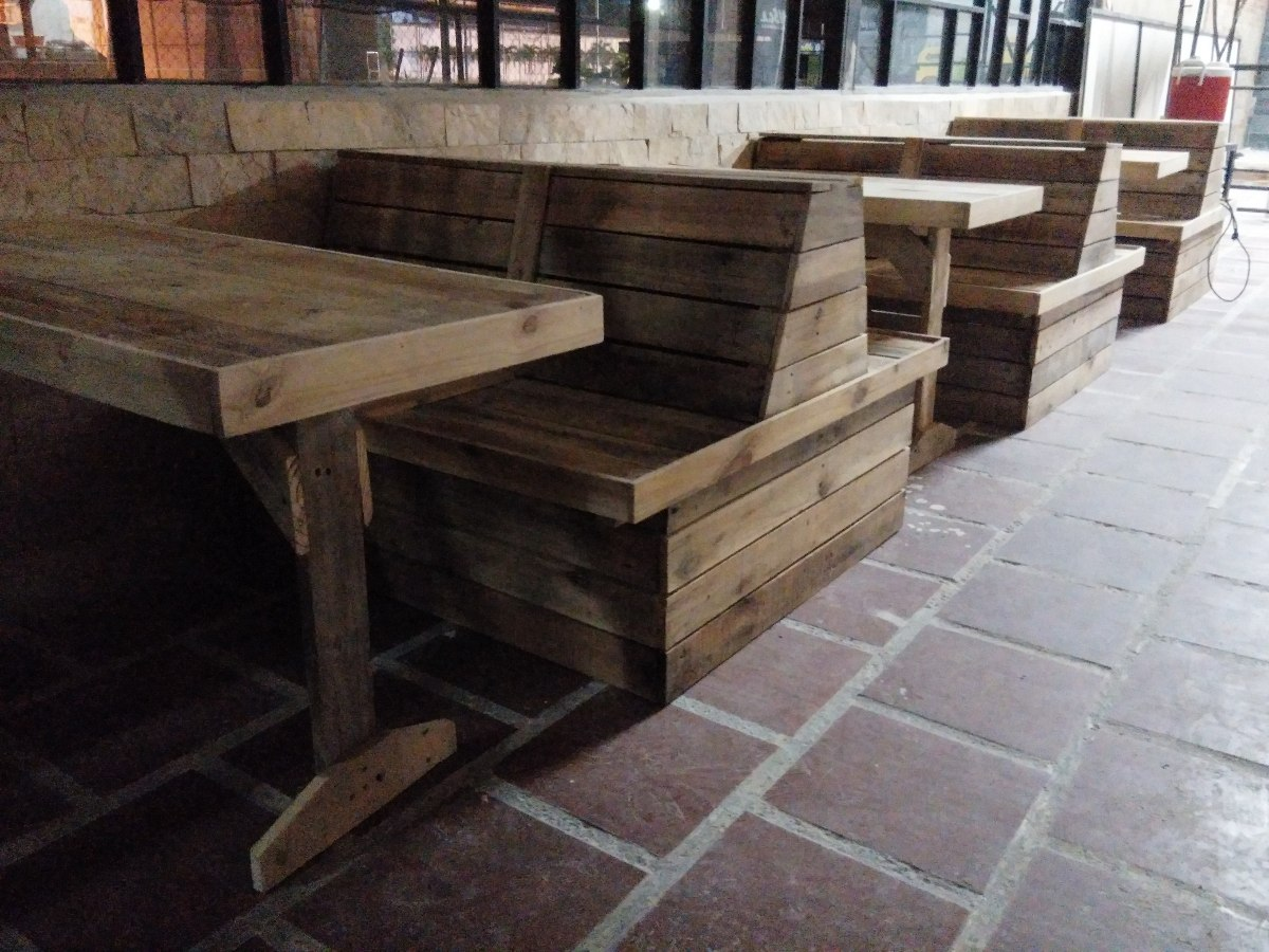 Muebles Paleta Tipo Heladeria Cafetin Restaurante Bs 6 650 000  # Muebles Heladeria