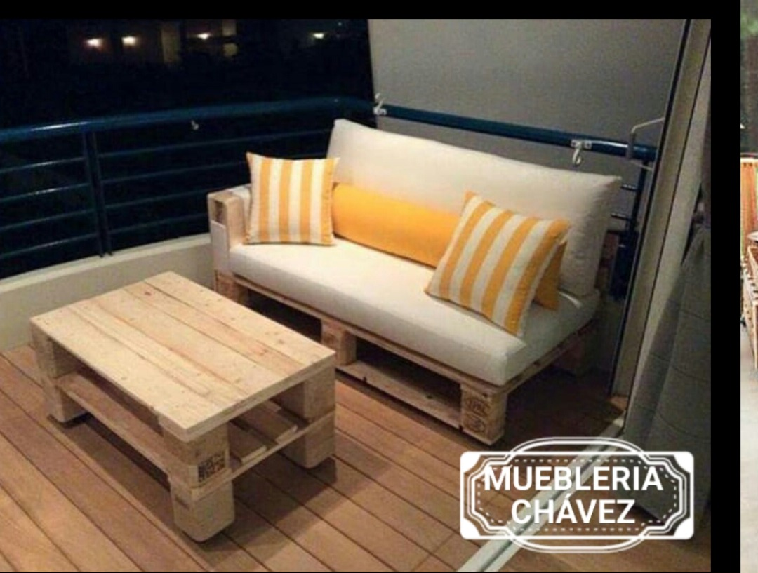 Muebles palets u s 95 00 en mercado libre - Comprar muebles de palets ...