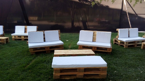 muebles pallet led y no led unicos de su tipo
