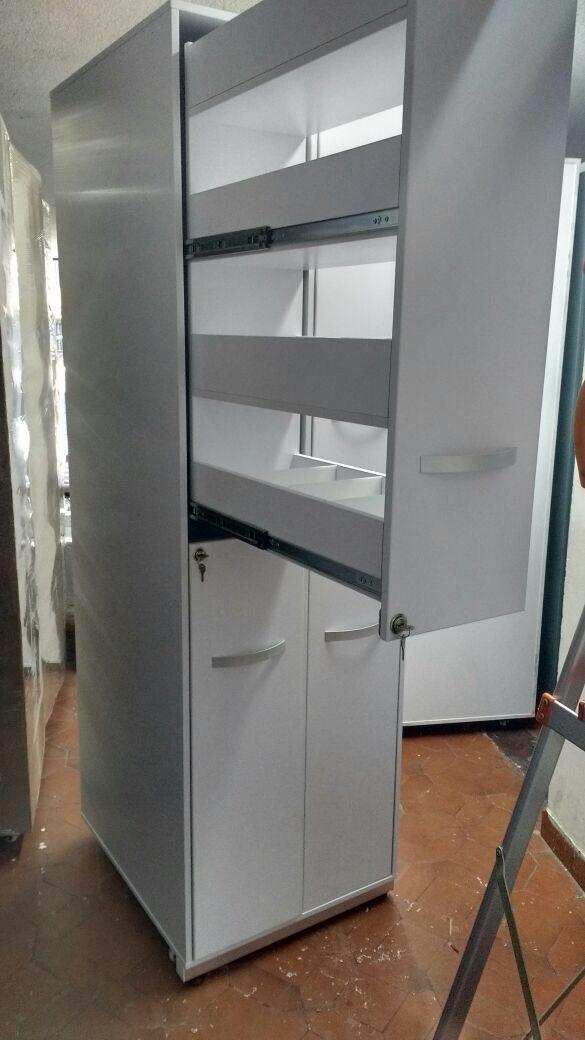muebles para almacenar medicamentos en