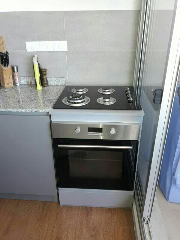Anafe con horno hogar y ideas de dise o for Muebles doble eme