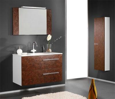 Muebles para ba o a medida en material de alta calidad for Hogar muebles montevideo
