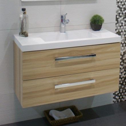 Muebles para ba o espejo lavabo cordoba 90 9 en - Ver muebles de bano ...