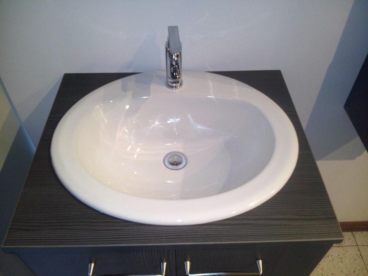 Muebles para ba os con lavamanos y griferia todo incluido - Lavamanos de bano ...