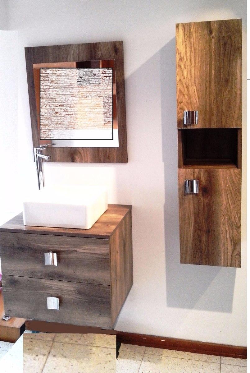 Muebles Para Ba Os Con Lavamanos Y Griferia Todo Incluido Bs  # Muebles Cuadrados