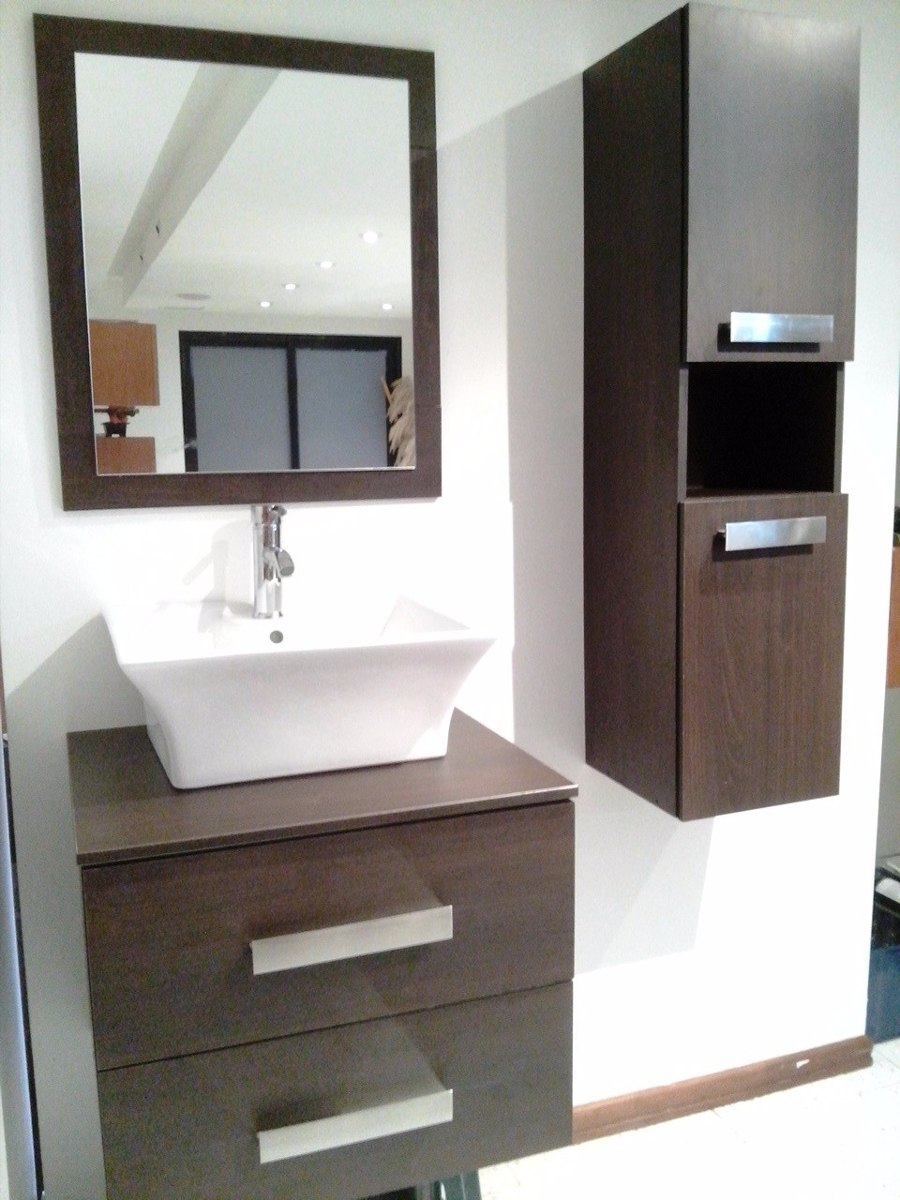 Muebles para ba os modernos a tu medida bs - Puertas para muebles de bano ...