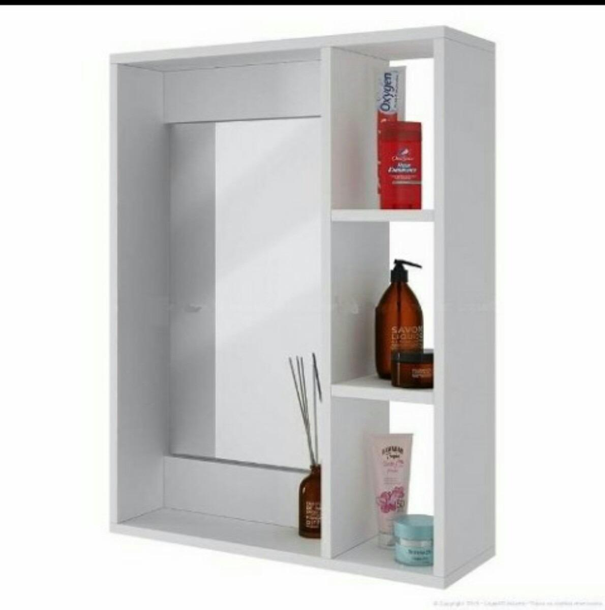 Muebles para ba os sin espejo bs en mercado for Espejos de bano rusticos