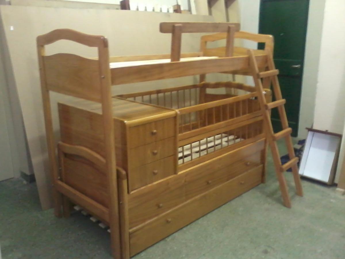 Muebles Para Bebes Cuna Con Cajones Y Carrocama Mas Baulera ...