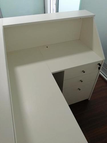 muebles para centros de estéticas y dentales a medida .