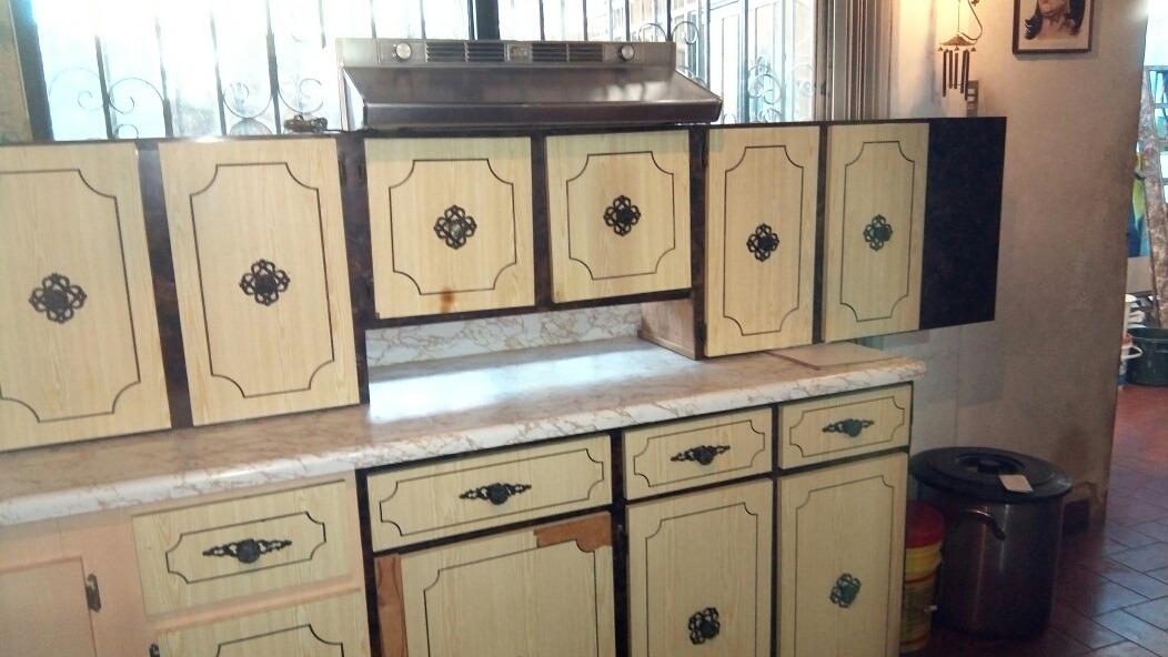 Muebles Para Cocina Empotrada Con Campana Y Cocina Oferta - Bs. 1.981.299,00