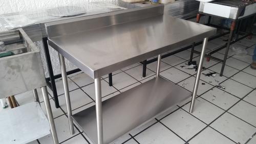 Muebles para cocina en acero inoxidable en - Muebles de cocina de acero inoxidable ...