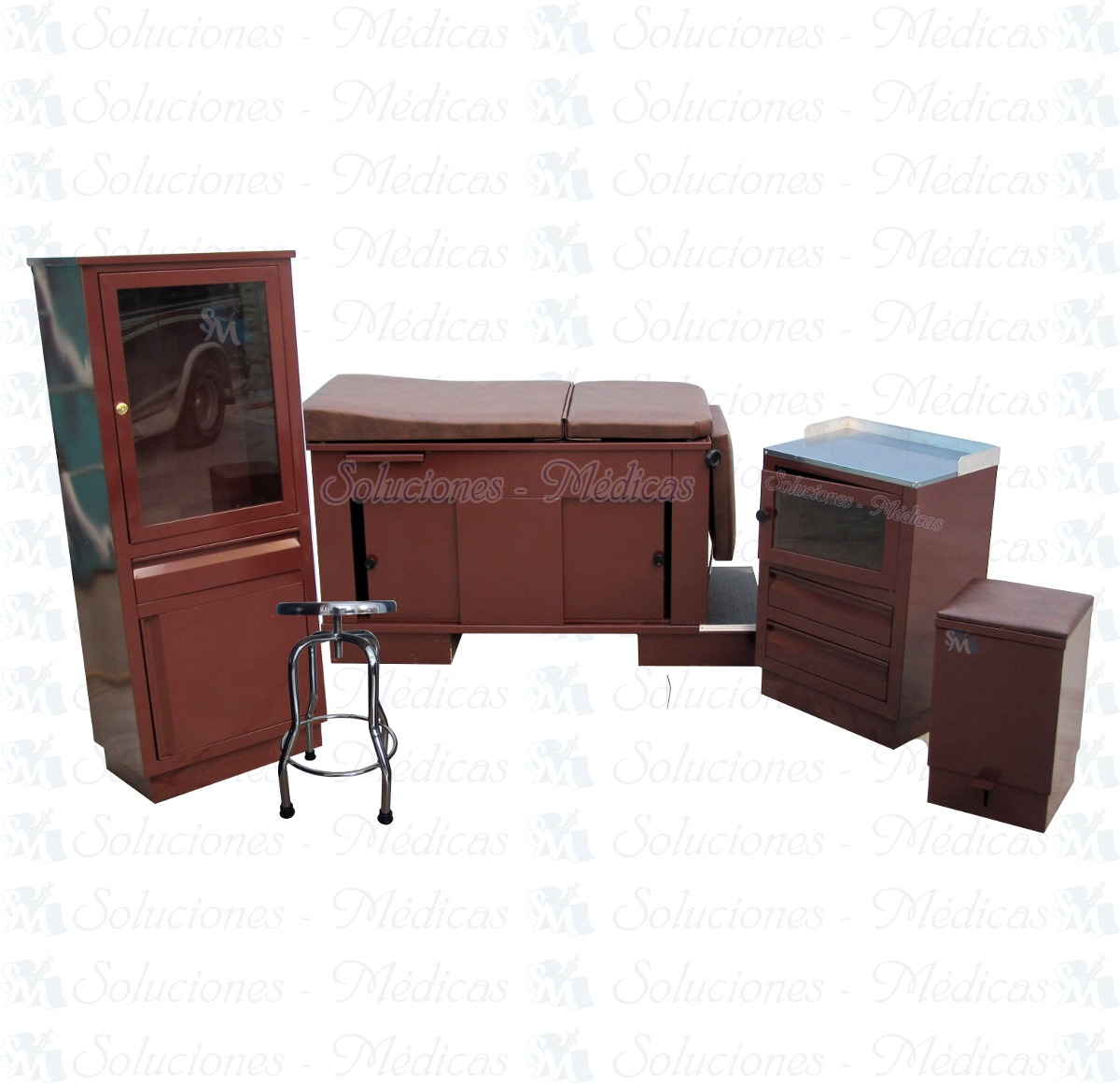 Muebles Para Consultorio 8 526 00 En Mercado Libre # Muebles Medicos Maya