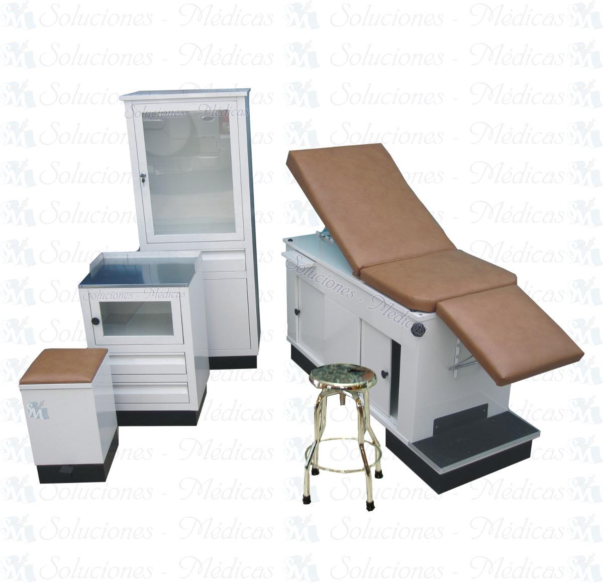 Muebles Para Consultorio Directo De Fabrica Blanco Miel  # Muebles Medicos Maya