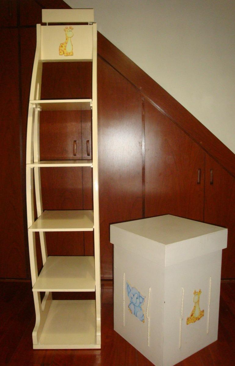 Muebles Para Cuarto Infantil -estante,biblioteca,baul - $ 2.000,00 ...