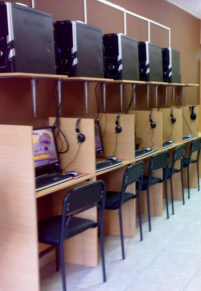 Muebles Para Cyber Computadoras Internet Celulares Laptop  U$S 35,00