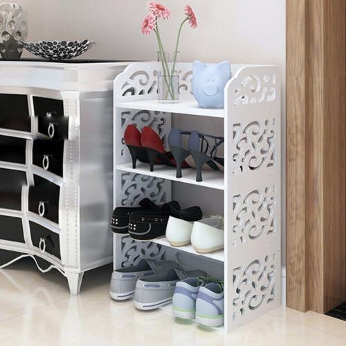 Muebles para el hogar capa zapato moderno rack estante - Muebles de zapatos ...