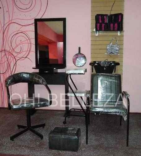 muebles para estetica equipo basico 7 pzs 6 On muebles para estetica