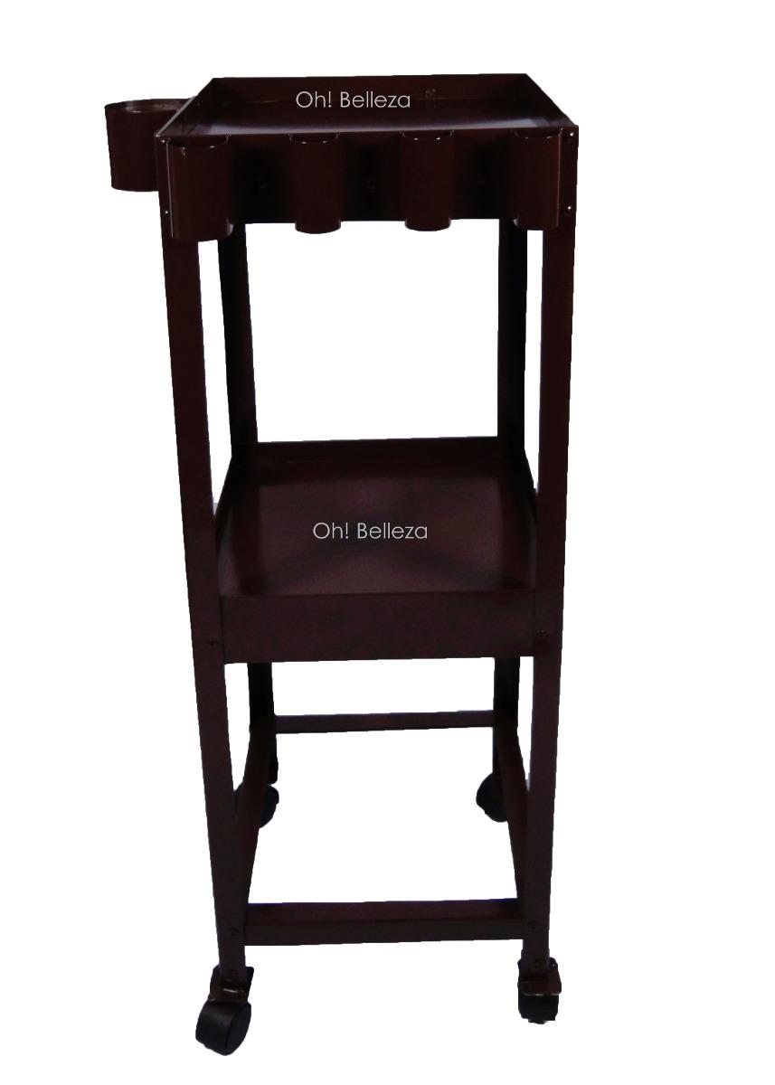Muebles para est tica mesa auxiliar de l mina for Muebles de estetica