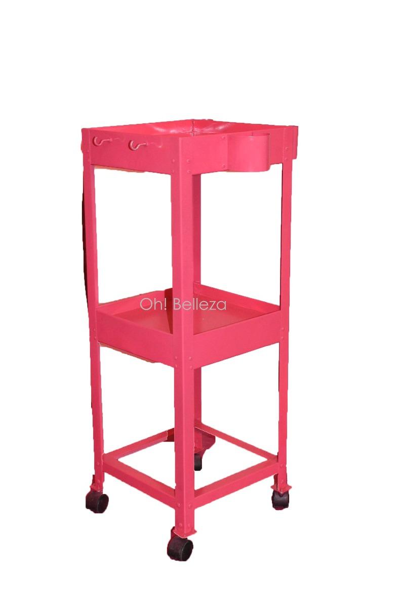 muebles para estética mesa auxiliar de lámina 850 00