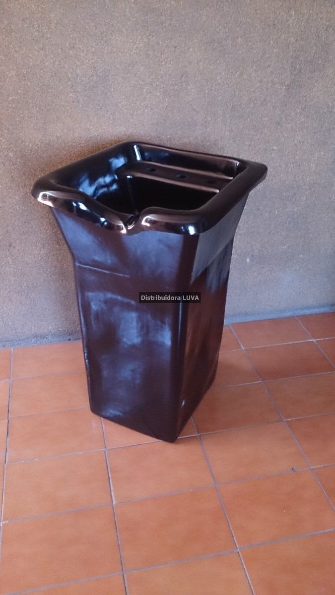 Muebles Para Esteticas Lavacabezas Con Pedestal 1 025 00 En  # Distribuidora Luva Muebles Para Estetica