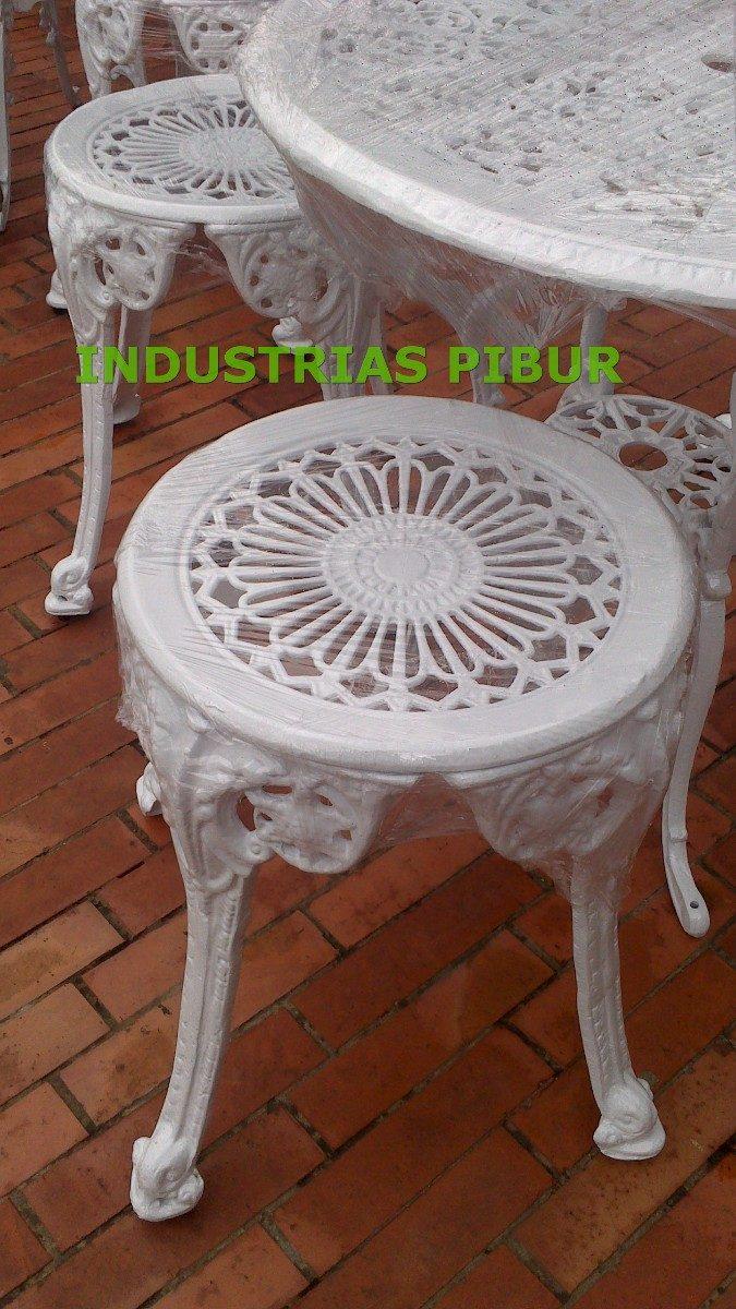 Muebles para exteriores mesa y silla tipo butaco en mercado libre - Muebles de exteriores ...