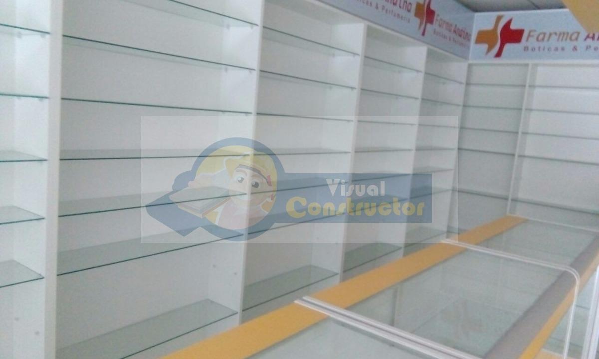 Muebles Para Farmacia S 500 00 En Mercado Libre # Muebles Farmacia