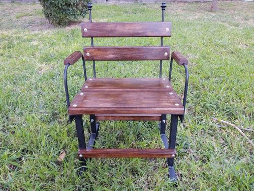 muebles para jardin y/o terraza 100% garantizados!!!