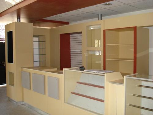 muebles para locales comerciales y tiendas