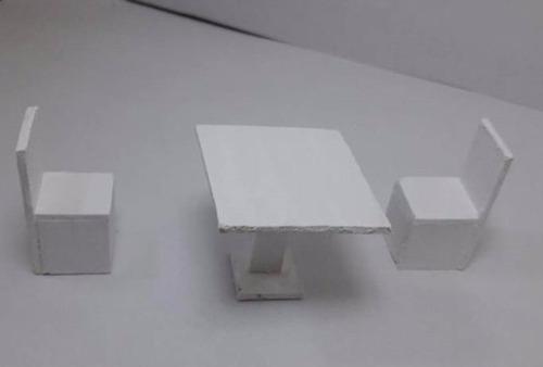 muebles para maquetas
