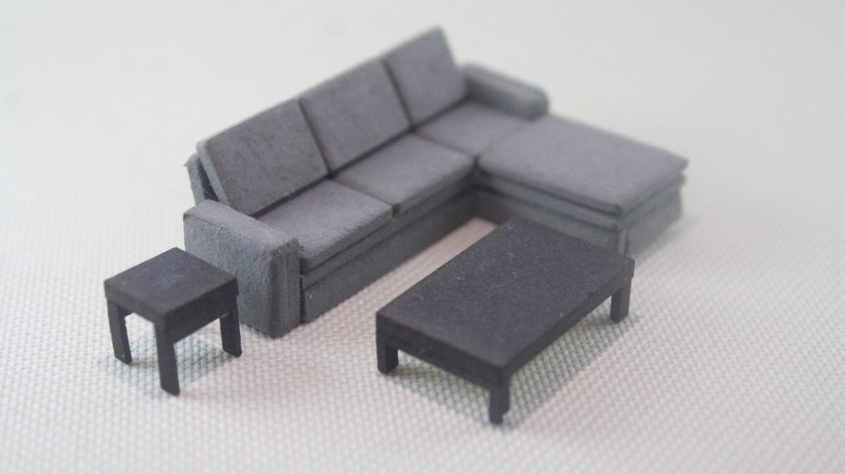 muebles para maquetas escala 1 50 en mercado libre