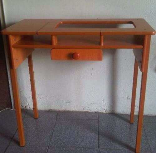 Muebles para maquinas de coser domesticas singer y otras for Diseno de muebles de maquinas de coser