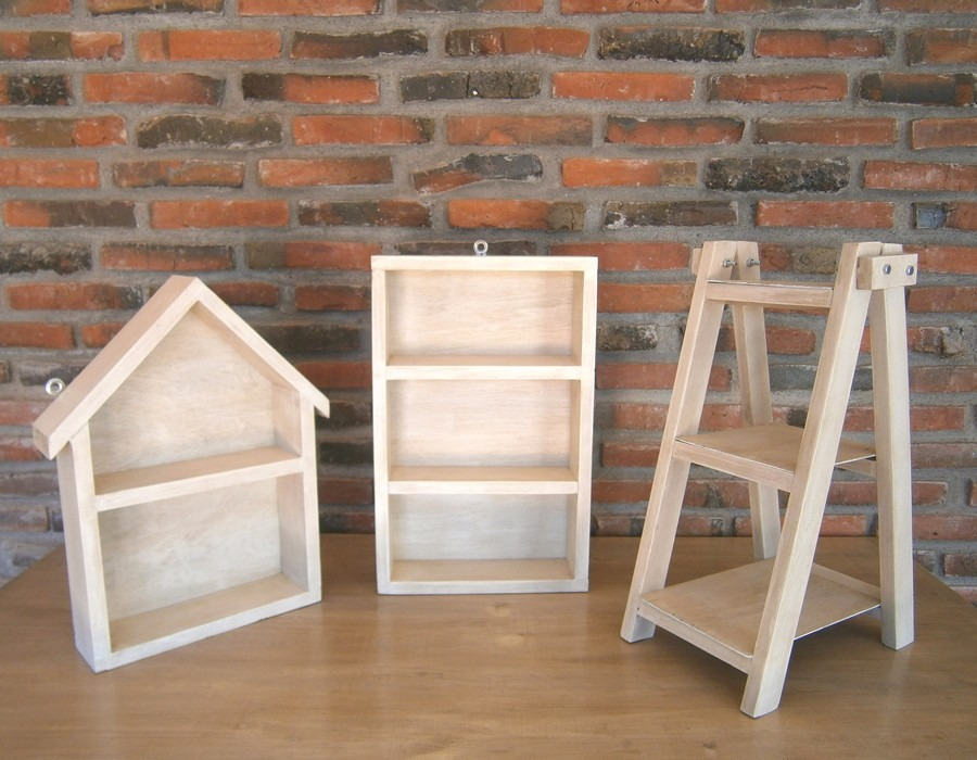 Muebles para mesa de dulces bautizo casita escalera for Mesas infantiles precios