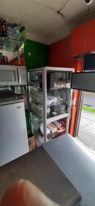 muebles para negocio cafetería, restaurante o frutería