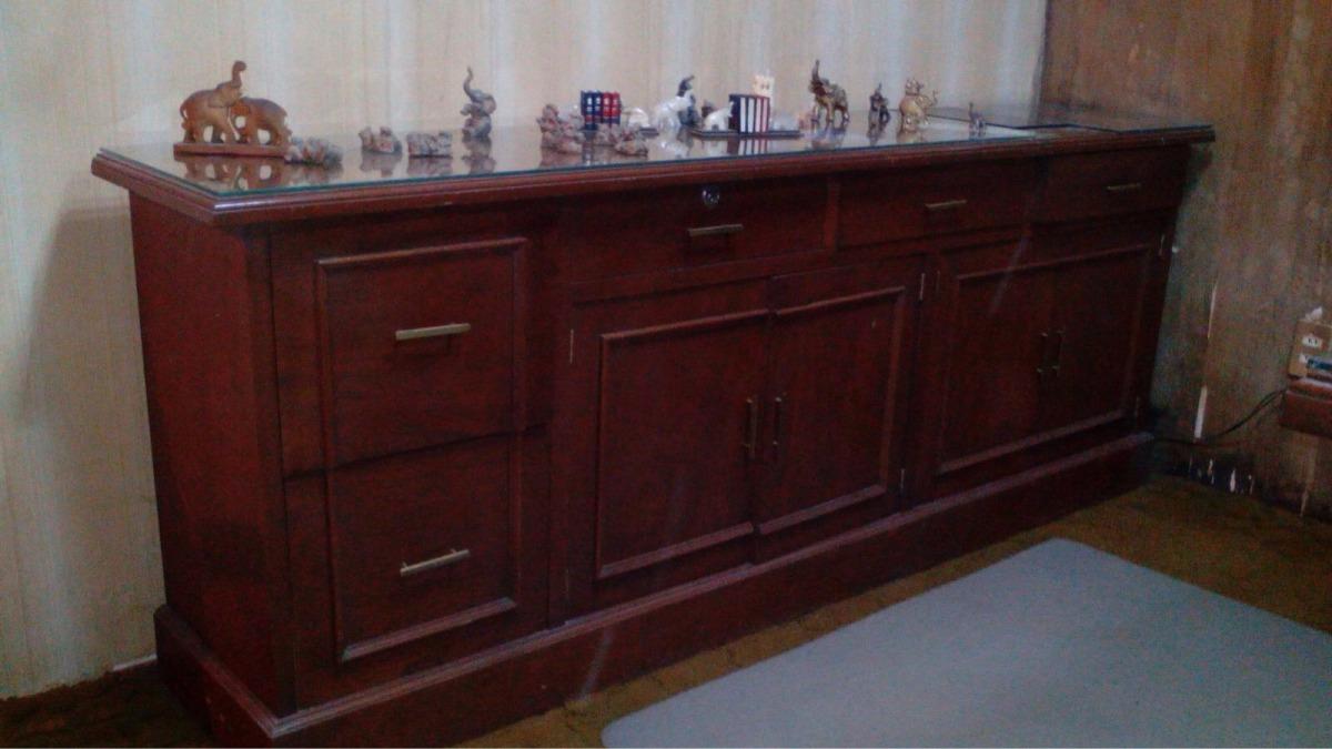 Muebles para oficina credenza de madera 12 en for Compra de muebles para oficina