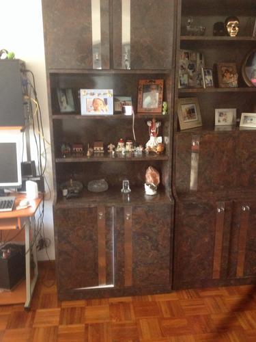muebles para sala seibo de madera