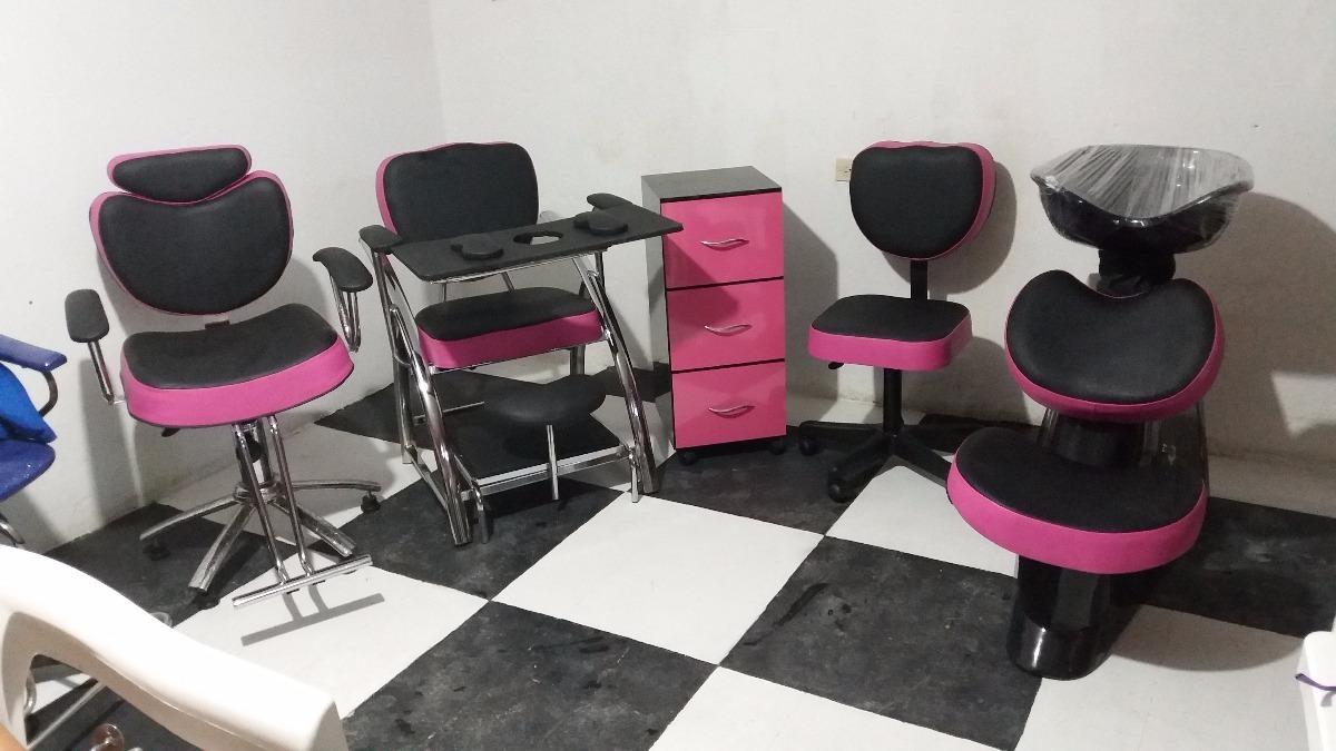 Muebles Para Salón De Belleza - $ 1.200.000 en Mercado Libre